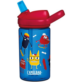 CamelBak Eddy+ Bidon 400ml Enfant, skate monsters
